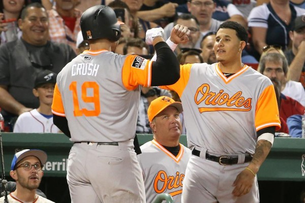 Orioles take advantage of Red Sox errors in 16-3 rout