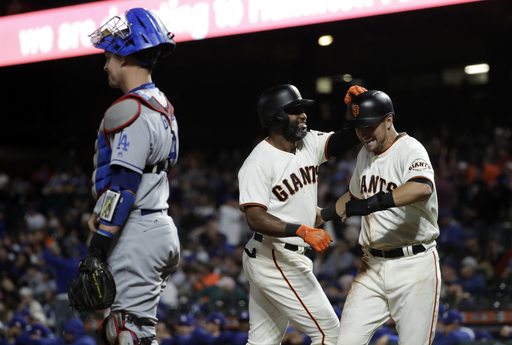 Dodgers lose 11th straight, worst skid since move to Los Angeles
