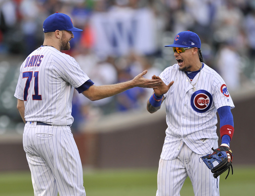 Heyward gets big hit as Cubs sweep Cardinals with 4-3 win