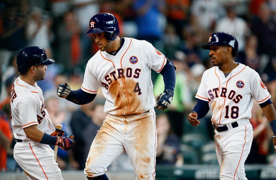 Springer, Astros beat Mets, Matt Harvey 12-8 in return home
