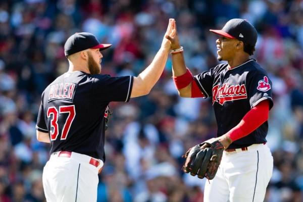 Indians erase early deficit vs. Orioles, up win streak to 17 games