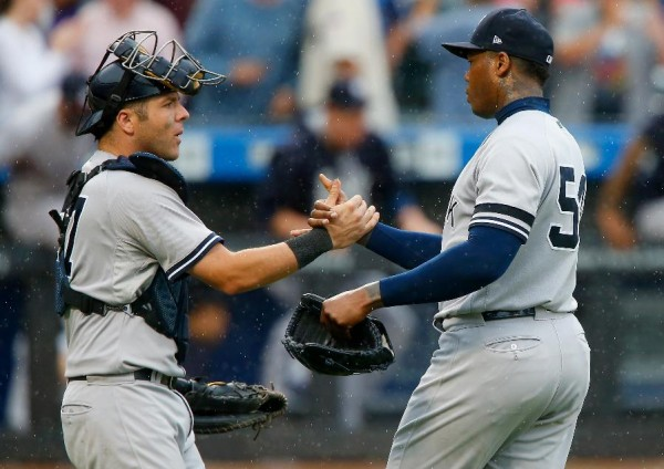Yankees beat Rays 3-2, take 2 of 3 at Citi Field