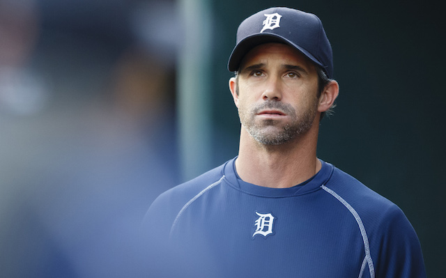 Brad Ausmus will not return as Tigers manager in 2018.