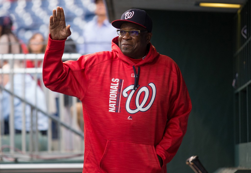 Dusty Baker won't return as Nationals manager
