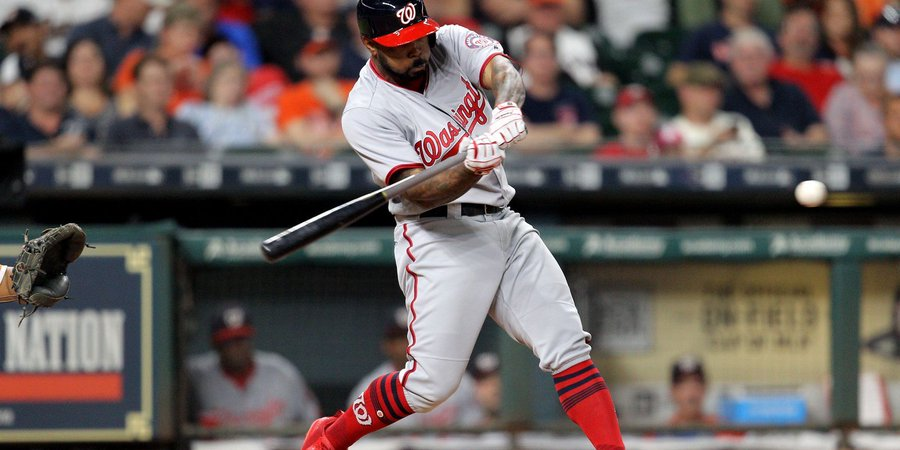 Howie Kendrick, Nats agree on two-year, $7M deal