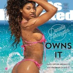 Danielle Herrington SI Swimsuit Cover 2018