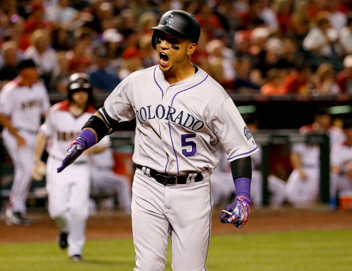 Indians agree to a Minor League deal with Carlos Gonzalez