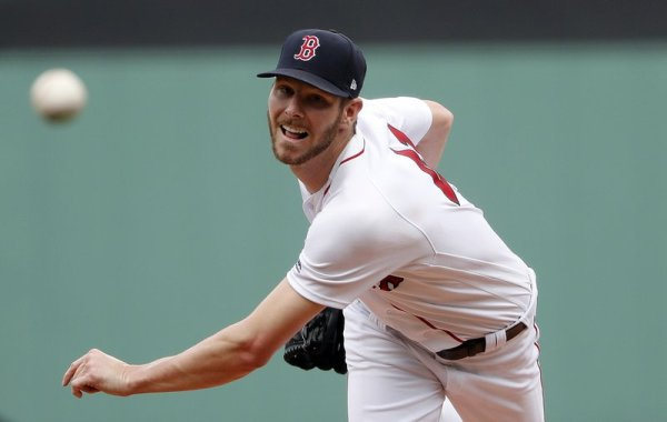 Red Sox, Chris Sale agree to a five-year, $160M extension