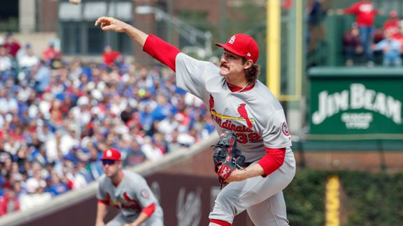 Miles Mikolas agrees to a 4-year, $68M contract extenstion with Cardinals