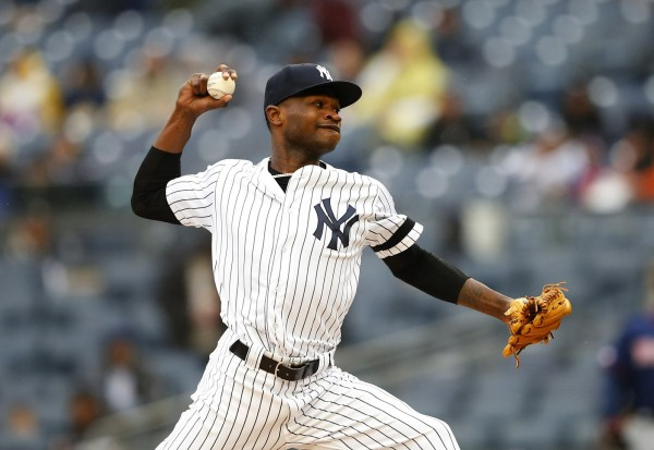 Yankees place Domingo German on administrative leave