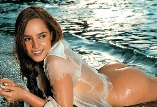 Ana lucia dominguez bikini